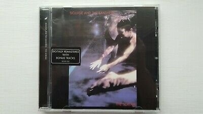 Siouxsie And The Banshees - Scream Digitally Remastered Bonus Tracks Cd Gd.cond • 1.75£