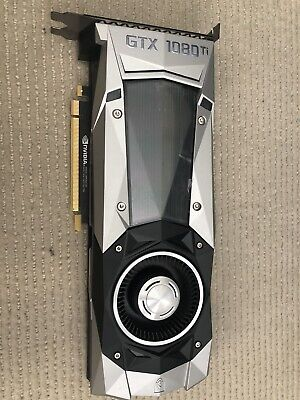 $ CDN740 • Buy Nvidia Gtx 1080 Ti Founders Edition 11gb