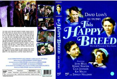 £20.98 • Buy This Happy Breed (Region ALL, NTSC) - DVD  MGVG The Cheap Fast Free Post