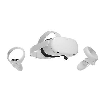 AU485 • Buy Oculus Quest 2 256GB All-in-One VR Headset - White