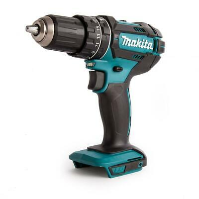 Makita Dhp482 Z 18v Lxt Combi Hammer Drill Body Only Brand New Dhp482z • 47.99£