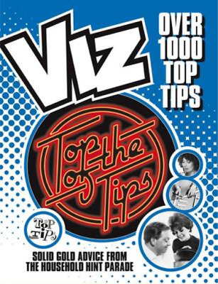 Top Of The Tips, Viz, Used; Good Book • 6.56£