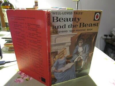 Vintage Retro Ladybird Book 'Beauty And The Beast 'series 606D, Well Loved Tales • 8.99£