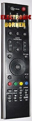 New Replacement Remote Control Fits All Toshiba Regza LED LCD TV Television • 12.30£