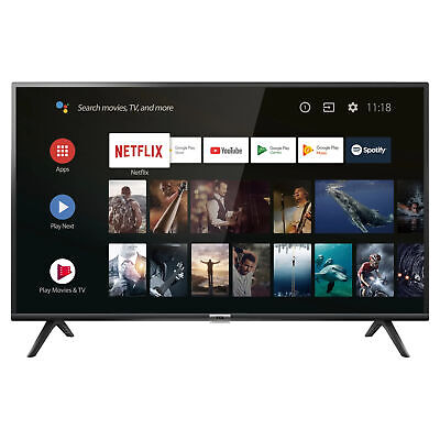 View Details TCL 32ES568 32 Smart 720p HD Ready Android TV • 179£