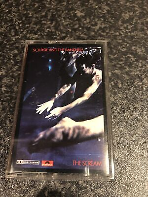 Siouxsie And The Banshees - The Scream POLYDOR Red POLDC5009 Cassette Tape • 8.10£