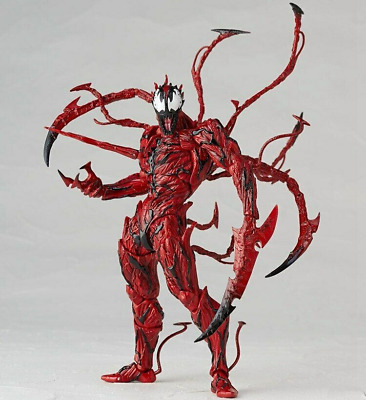 £22 • Buy Red Venom Carnage Action Figure Spider Man Statue Model Toy Gift PVC Juguete