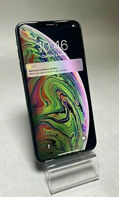 AU156.50 • Buy Apple IPhone XS Max 256GB Black  MT532X/A
