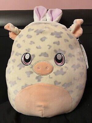 "$ CDN25 • Buy Squishmallows Rosie The Pig Easter Canadian Exclusive 16"" NWT"