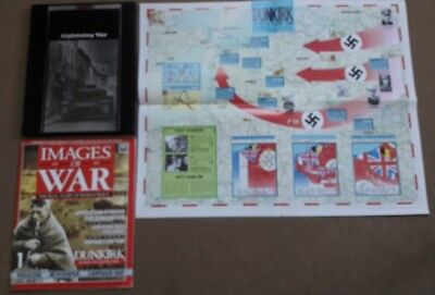 Lightning Wars + Book Mark Time Life Book (the Third Reich) + Poster • 3.99£