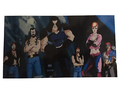 $ CDN22.99 • Buy Gi Joe Dreadnoks Zartan Print Or Sticker