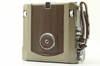 [Near MINT]  WISTA 45D Large Format Field Film Camera Wood Grain Body From JAPAN • 314.84£