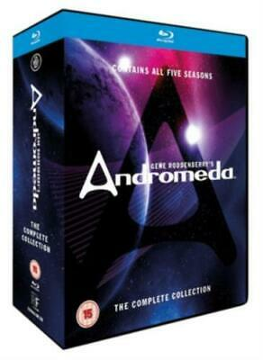 Andromeda Seasons 1 To 5 Complete Collection <Region B BluRay> • 69.19£