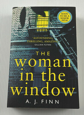 AU15 • Buy The Woman In The Window By Finn A. J.  Suspense, Psychological Thriller PB Book
