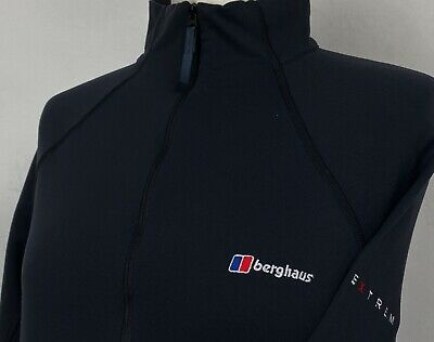 Berghaus | Extrem Light Termal Base Layer Jacket In Black UK16|L • 3.98£
