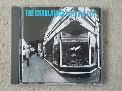The Charlatans - Melting Pot ( Cd 1998 ) • 0.99£