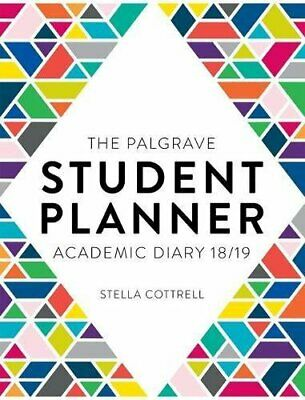 £5.99 • Buy The Palgrave Student Planner 2018-19 (Macmillan Study Skil... By Stella Cottrell