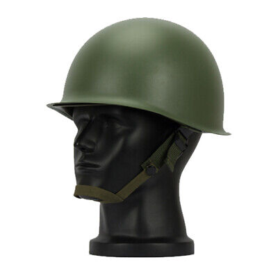 £39.95 • Buy WWII US Military Steel ABS M1 Helmet Cosplay Army Tactical Collectable Replica