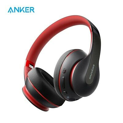 AU51.49 • Buy Anker SoundCore Life Q10 Wireless Bluetooth Headphones - Black