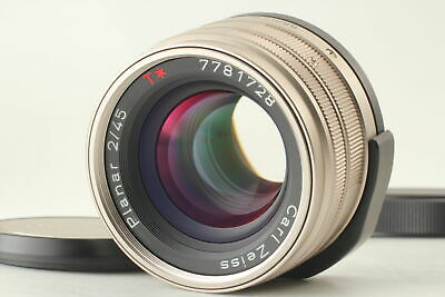 $ CDN542 • Buy [MINT] Contax Carl Zeiss Planar T* 45mm F/2 Lens For G1 G2 From JAPAN
