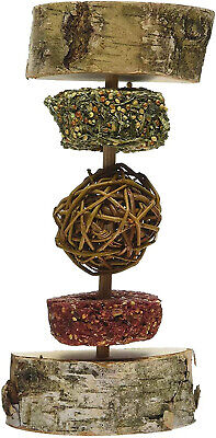 £7.35 • Buy Rosewood Naturals Rodent Playground For Small Animals