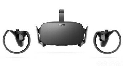 Oculus Rift Cv1 FULL KIT (Headset, Controllers, Sensors, Cables) Barely Used • 90£
