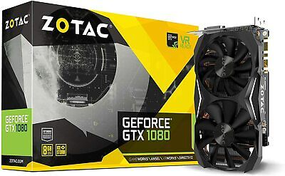 $ CDN823.39 • Buy ZOTAC NVIDIA GeForce GTX 1080 Mini 8GB GDDR5X Graphics Card ZT-P10800H-10P