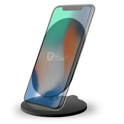 $ CDN30.30 • Buy Fast Charge Wireless Fast Charger QI Wireless Charger IPHONE X Xs Samsung