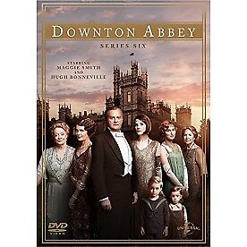 Downton Abbey - Series 6 [DVD] [2015] Brand New Sealed • 8.49£