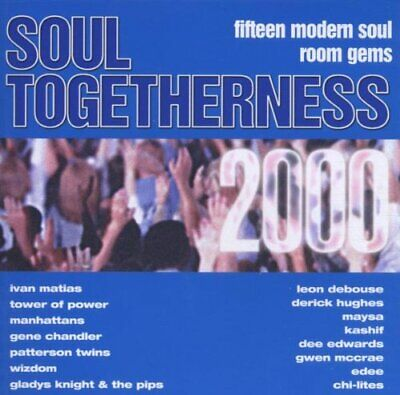 Various Artists - Soul Togetherness 2000 - Various Artists CD JSVG The Cheap The • 21.46£