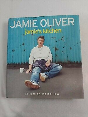 AU28.50 • Buy Jamie's Kitchen By Jamie Oliver (Hardback, 2002)
