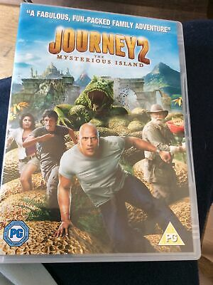 £2 • Buy Journey 2 The Mysterious Island Dvd