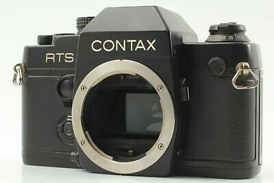 $ CDN313.29 • Buy [MINT] Contax RTS II Quartz 35mm SLR Film Camera Black Body From JAPAN #159