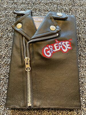 £7.20 • Buy Grease DVD With Leather Jacket T Birds Sleeve Rockin' Rydell Edition