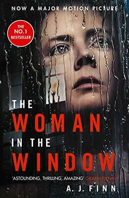 AU19.19 • Buy The Woman In The Window By Finn, A. J. 0008333327 The Cheap Fast Free Post
