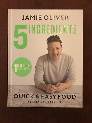 AU19.90 • Buy Jamie Oliver - 5 Ingredients