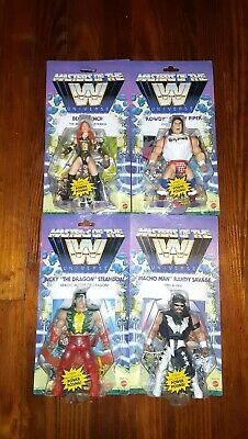 $109.99 • Buy 2021 WWE Masters Of The Universe WAVE 5 Action Figures Complete Set Of 4