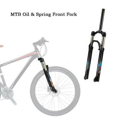 £38.99 • Buy Ultra-light 26  Mountain Bike Oil/Spring Front Fork Parts Cycling Bike Fork T2R8