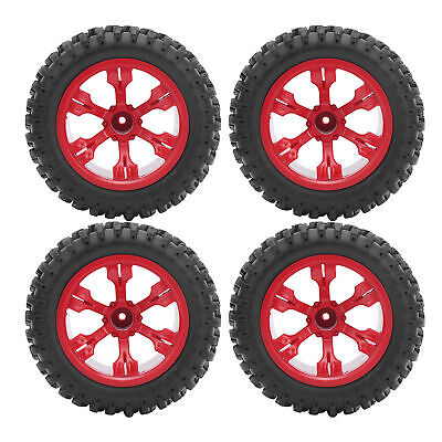 $ CDN25.41 • Buy 4Pcs Lightweight Professional Rubber Tire RC Car Parts Set For WLtoys 12428 New