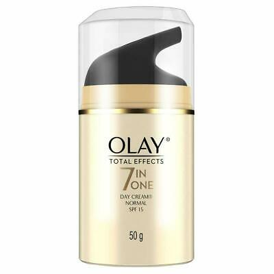 AU33.47 • Buy 100% Original Olay Total Effects 7-in-1 Anti Aging Day Cream SPF 15 50g