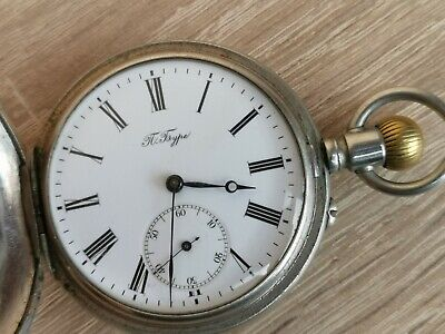 $499.99 • Buy Vintage Pocket Watch.Pavel Bure.Supplier To His Majesty's Court.USSR