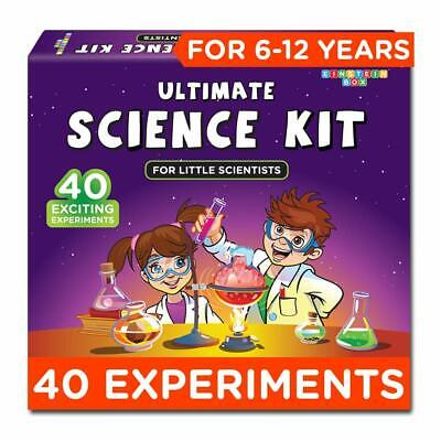 AU51.52 • Buy Einstein Box Science Experiment Kit For Kids Aged 6-12 Years
