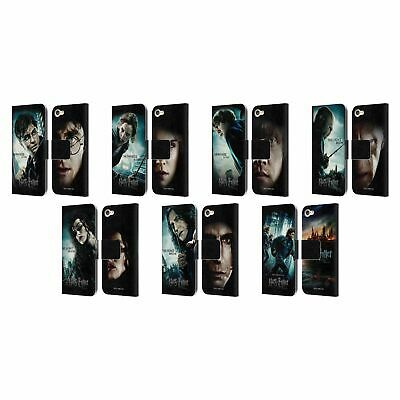 £16.72 • Buy HARRY POTTER DEATHLY HALLOWS VII LEATHER BOOK CASE FOR APPLE IPOD TOUCH MP3