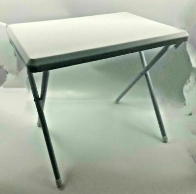 £16.99 • Buy TOP QUALITY Lightweight BBQ Catering Camping Folding Outdoor Table White