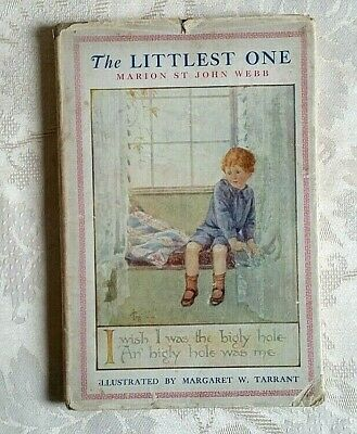 £10 • Buy The Littlest One By Marion St John Webb, Illustrated By Margaret W. Tarrant