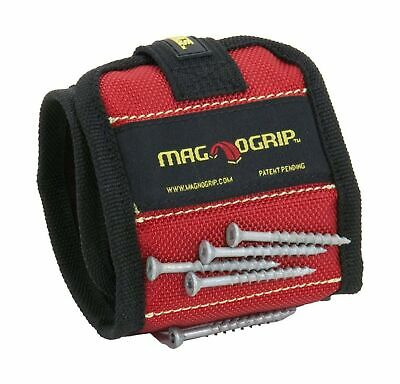 $18.84 • Buy MagnoGrip 311-090 Magnetic Wristband,Red Red