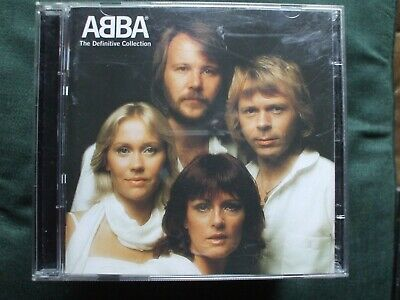 £4.99 • Buy ABBA  - The Definitive Collection..Double CD.Both Discs In Excellent Condition.