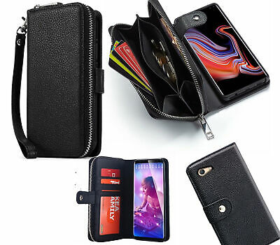 AU13.50 • Buy Oppo A59 / F1s  Pu Leather Wallet Case Zip