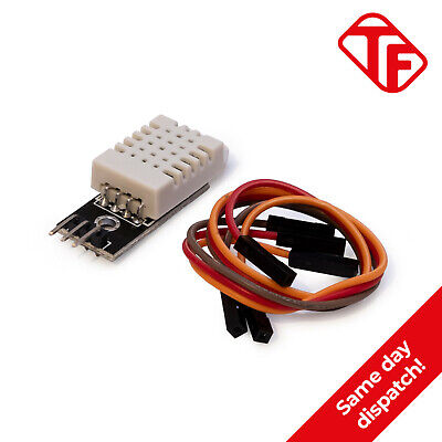 £4.89 • Buy DHT22 AM2302 Digital Temperature Humidity Sensor Module With Cables