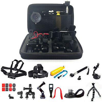 £18.46 • Buy 26Pcs Mount Accessories Kit Bundle Kit For Action Camera GoPro Hero5 4 6 3 2 1